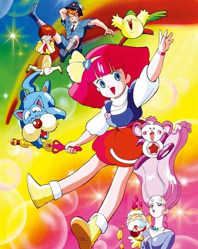постер аниме Принцесса-волшебница Минки Момо [ТВ-2]