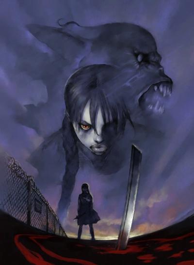 постер аниме Кровь: Последний вампир