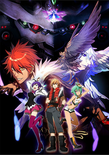Aquarion Evol / Акварион [ТВ-2] [2012]