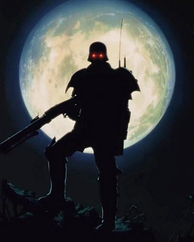 постер аниме Оборотни