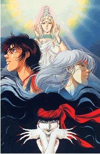 постер аниме Tenkuu Senki Shurato