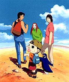 постер аниме Нинку [ТВ]