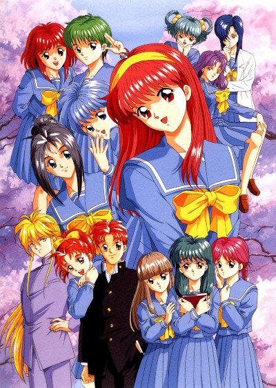 постер аниме Трепещущие воспоминания OVA-1