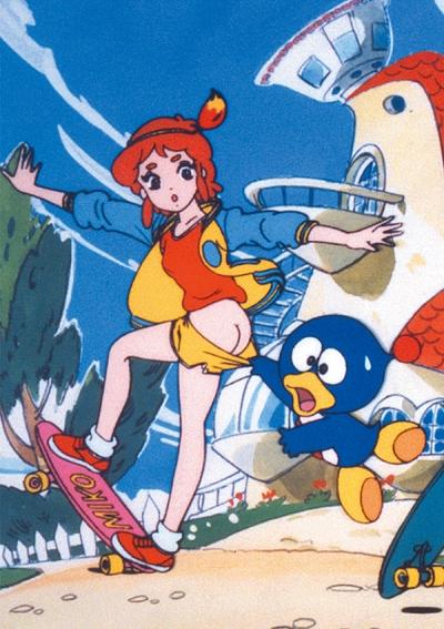 постер аниме Chikkun Takkun