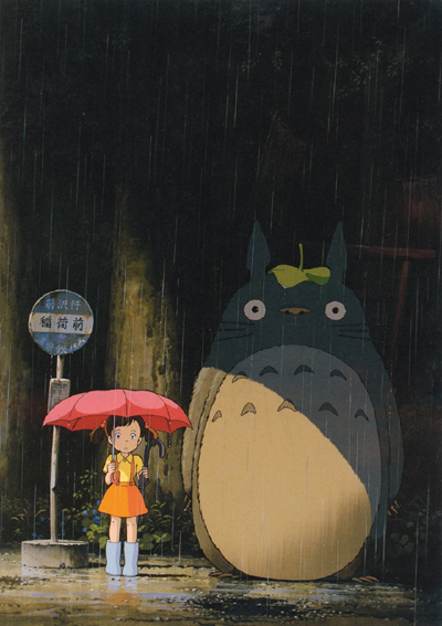 Мой сосед Тоторо / My Neighbor Totoro