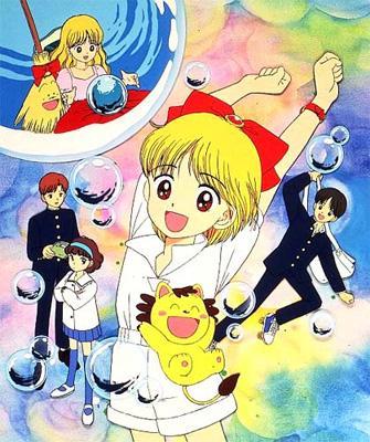 постер аниме Ленточка Химэ
