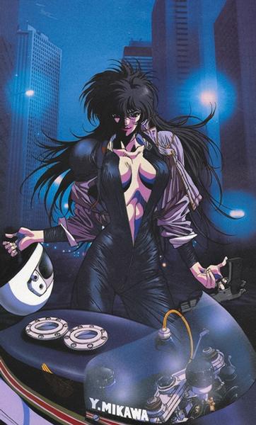 постер аниме Angel Cop