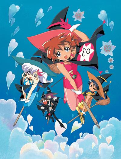 постер аниме Клуб любителей магии [ТВ]