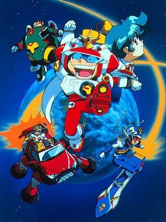 постер аниме Семья защитников Земли