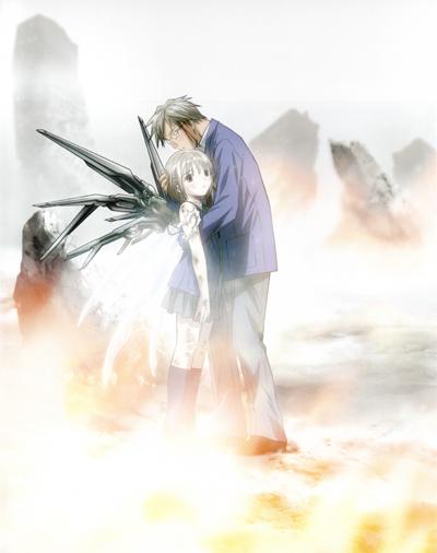 постер аниме Моя девушка - совершенное оружие [ТВ]