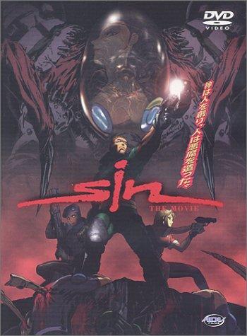 постер аниме Sin: Создатели монстров