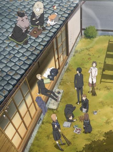Natsume Yuujinchou Shi / Тетрадь дружбы Нацумэ (четвёртый сезон) [2012]