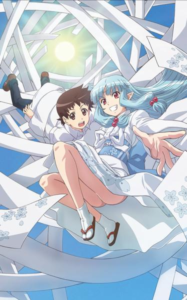 постер аниме Цугумомо