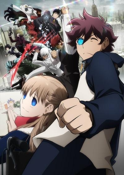 Фронт кровавой блокады 2 сезон | Стражи барьера 2 сезон | Kekkai Sensen & Beyond