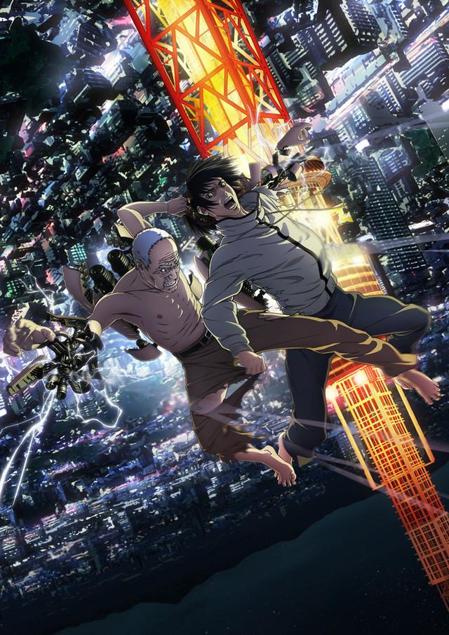 Инуясики: Последний герой / Inuyashiki: Last Hero [01-09 из 11] (2017) HDTVRip | SEKAI PROJECT