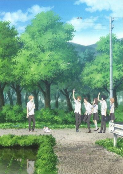 Тетрадь дружбы Нацумэ 5 сезон / Natsume Yuujinchou Go 5 сезон