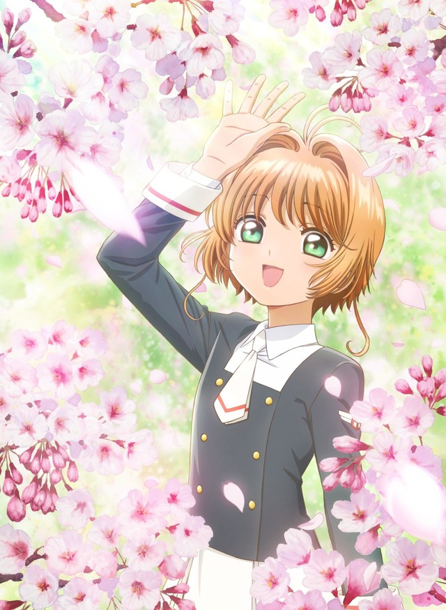 Смотреть Сакура - собирательница карт (OVA) онлайн