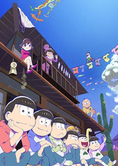 постер аниме Осомацу-сан [ТВ-2]