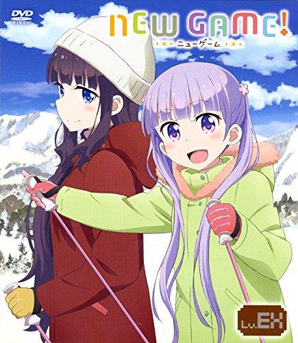 New Game! OVA | Новая игра! OVA [2017, OVA, 1] DVDRip 576p raw
