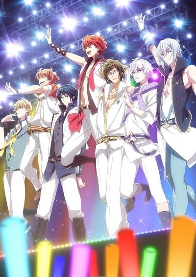 постер аниме Idolish Seven