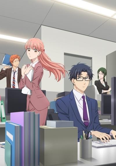 постер аниме Любовь - проблема для отаку