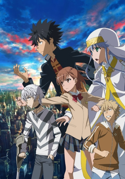Toaru Majutsu no Index III | A Certain Magical Index III | Индекс волшебства TV-3 [2018, TV, 2 из 26] HDTV 720p rus