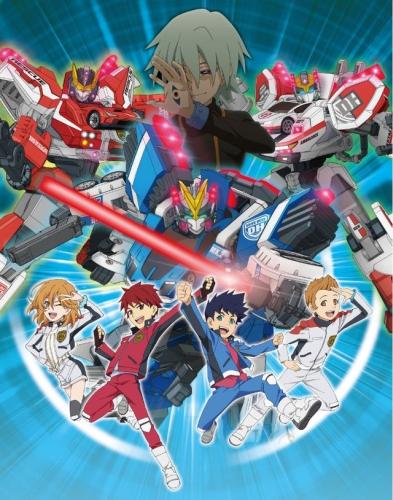 постер аниме Gekijouban Tomica Hyper Rescue Drive Head: Kidou Kyuukyuu Keisatsu