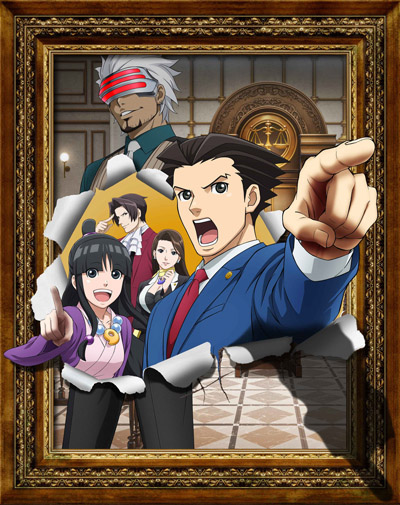 "Первоклассный адвокат [ТВ-2] / Gyakuten Saiban: Sono ""Shinjitsu"", Igi Ari! Season 2 / Переворотный суд 2 (2018)"