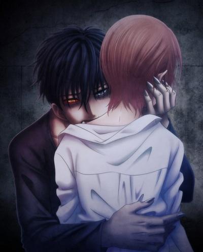 постер аниме Линия дьявола OVA