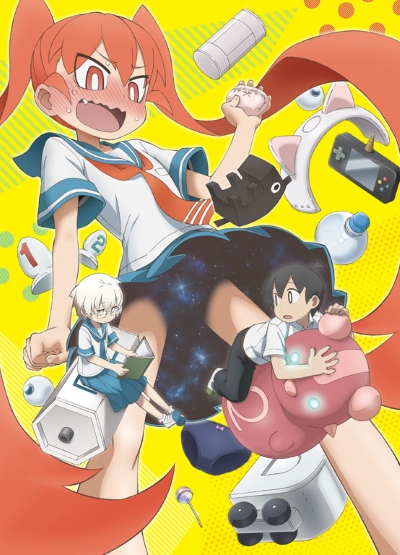 постер аниме Неуклюжая Уэно