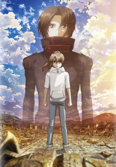 постер аниме Soukyuu no Fafner: Dead Aggressor - The Beyond
