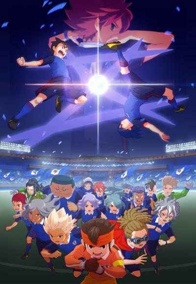 постер аниме Inazuma Eleven: Orion no Kokuin