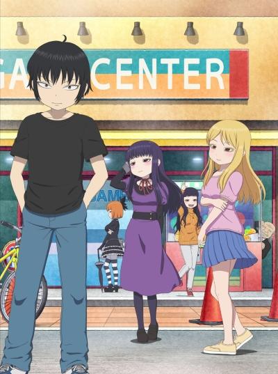 постер аниме Девчонка не промах OVA