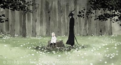 постер аниме Девочка из Чужеземья