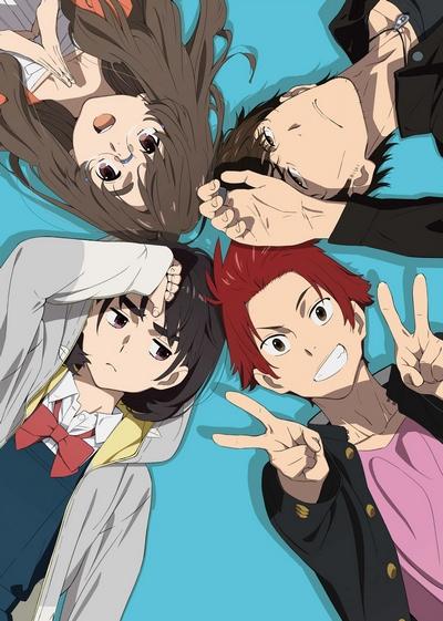 постер аниме Sora no Aosa o Shiru Hito yo