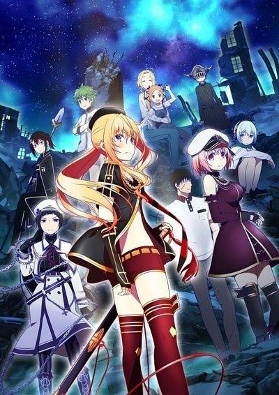 постер аниме Val x Love