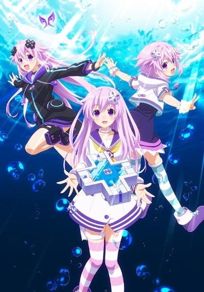 постер аниме Альтернативная игра богов OVA