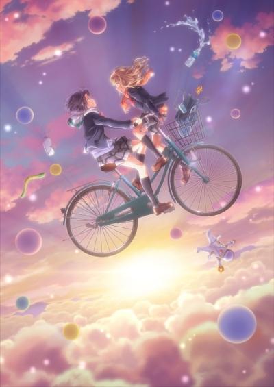 постер аниме Адати и Симамура