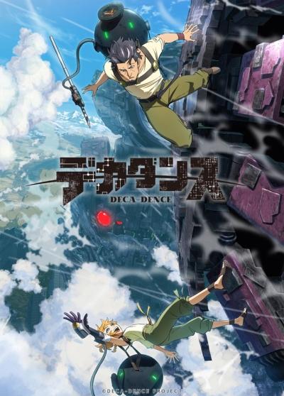 постер аниме Deca-Dence