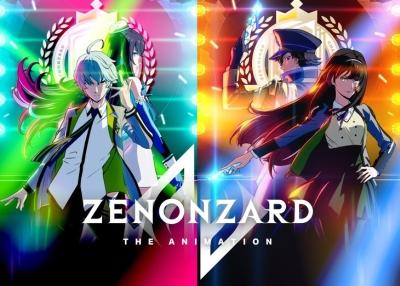 постер аниме Zenonzard: The Animation