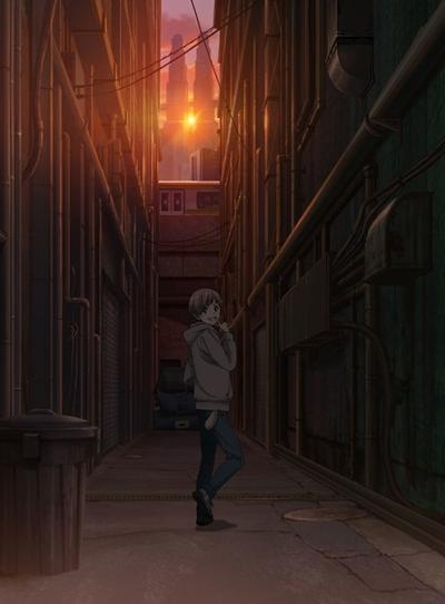 Шерлок из Кабуки-тё OVA