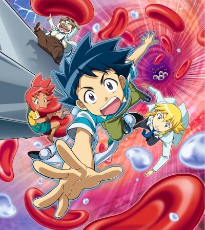 постер аниме Jintai no Survival!