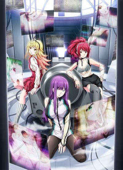 постер аниме Shuumatsu no Harem