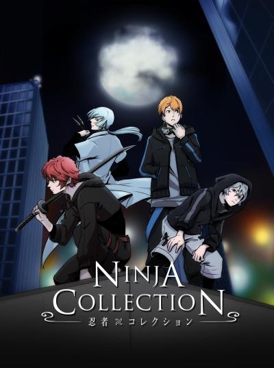 постер аниме Коллекция ниндзя
