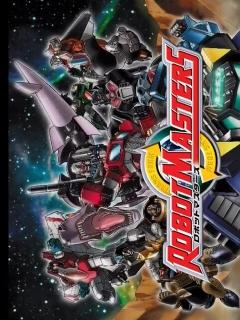 постер аниме Transformers: Robot Masters