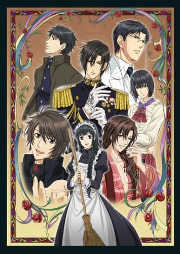 постер аниме Hanayaka Nari, Waga Ichizoku: Kinetograph