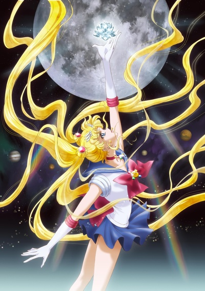�������� ������ ������ ��� �������� / Sailor Moon Crystal