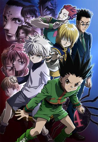 Смотреть Онлайн Охотник х Охотник ТВ 1 + OVA Hunter X Hunter 1-3 + Movie