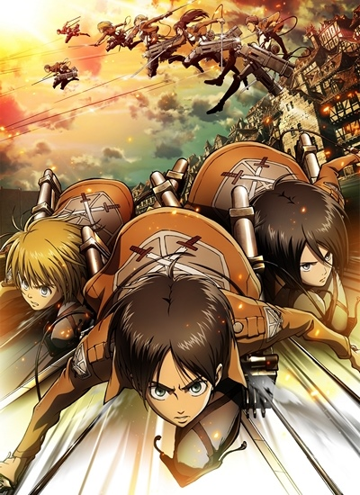 Вторжение гигантов OVA 4 / Атака на титанов OVA 4 / Shingeki no Kyojin OVA 4 / Attack on Titan OVA 4