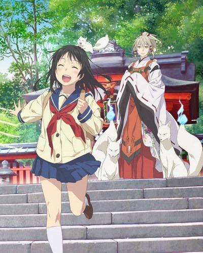 Инари, Лисицы и Волшебная любовь OVA / Inari, Konkon, Koi Iroha OVA / Азбука любви и два волшебных слова OVA